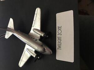 The Twilight Zone TZ Pinball Machine Plane LED Mod Bally