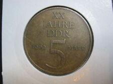 DDR 5 Mark 1969 - XX Jahre DDR - ( 379)