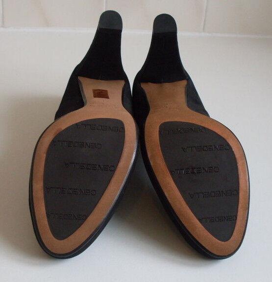 CENEDELLA CENEDELLA CENEDELLA Italian Leder Court Schuhes  Größe UK 7 EU 41 US 9.5 a05cb2