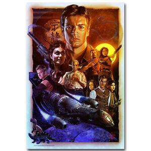 Firefly tv poster - photo#13
