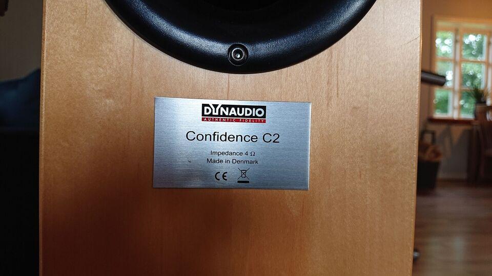 Højttaler, Dynaudio, Confidence C2