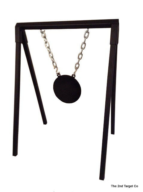 A-frame Hanging Steel Target Stand Heavy Duty for Gong Metallic ...