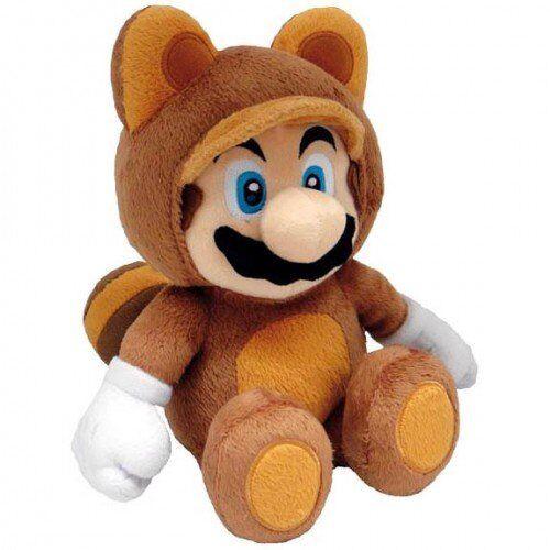 Little Buddy Juguetes Tanooki Mario 12  Peluche