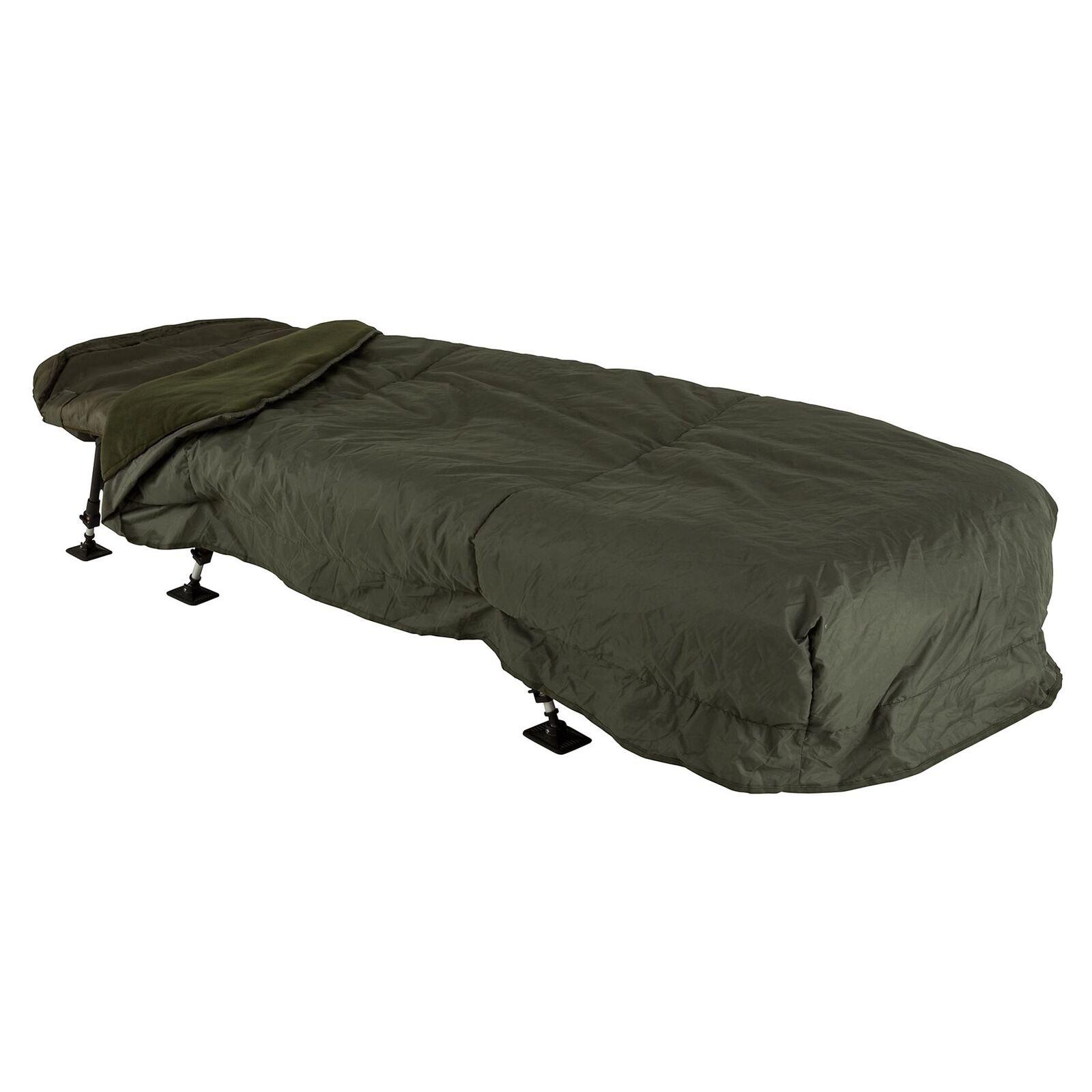 JRC Defender Sleeping Bag & Cover Combo   Carp Fishing