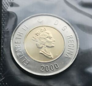 CANADA-TOONIE-2000-W-PROOF-LIKE-SEALED-COIN