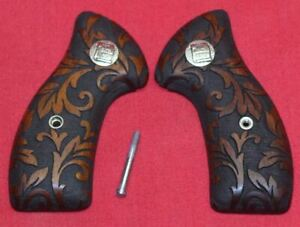 Charter-Arms-Wood-Grips-Bulldog-Undercover-Mag-Pug-Off-Duty-Pathfinder