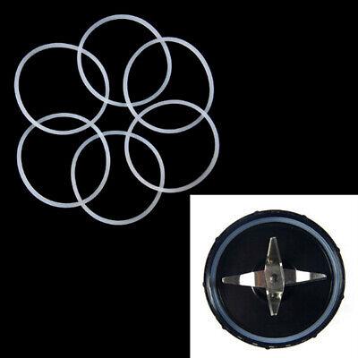 4Pcs Ersatzdichtungen Gummidichtungsring für Magic Bullet Flachkreuz Klinge  Nd