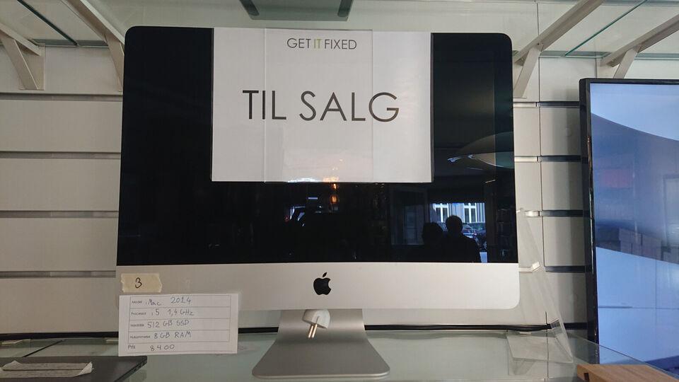 Apple iMacs Retina (m. mere) til salg: Flere...