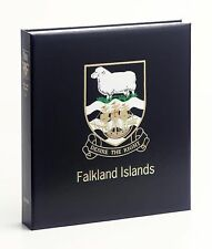 DAVO 3932 FALKLAND ISLANDS Hingeless Album 1996-2015