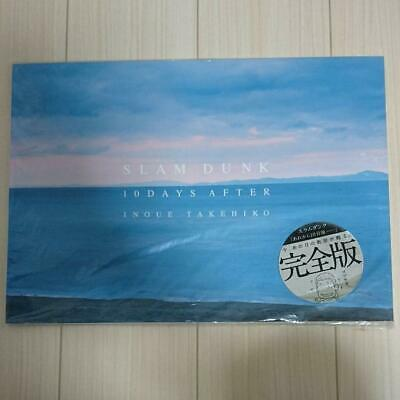 Slam Dunk 10 Days After Takehiko Inoue Photo Art Japanese Book used