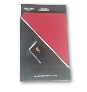 Details about AMAZON STANDING PROTECTIVE CASE FOR KINDLE FIRE HD 7 (4TH  GENERATION) CAYENNE