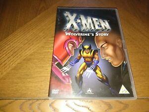 X-Men-Wolverine-039-s-Story-DVD-2004-Kids-Family-Action-Fantasy-PG-Movie-Film