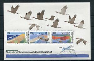 Bund-Block-36-sauber-postfrisch-BRD-1871-1873-Deutsche-Nationalparks-MNH