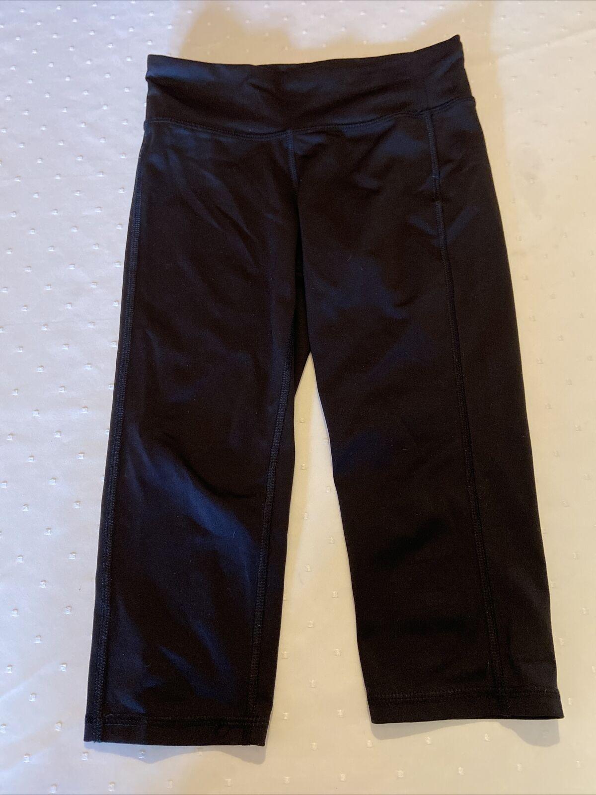 Old Navy women's active wear Capri size S / P (6-7) GO DRY