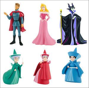 Officiel-Bullyland-Disney-La-Belle-Au-Bois-Dormant-Figurines-Jouets