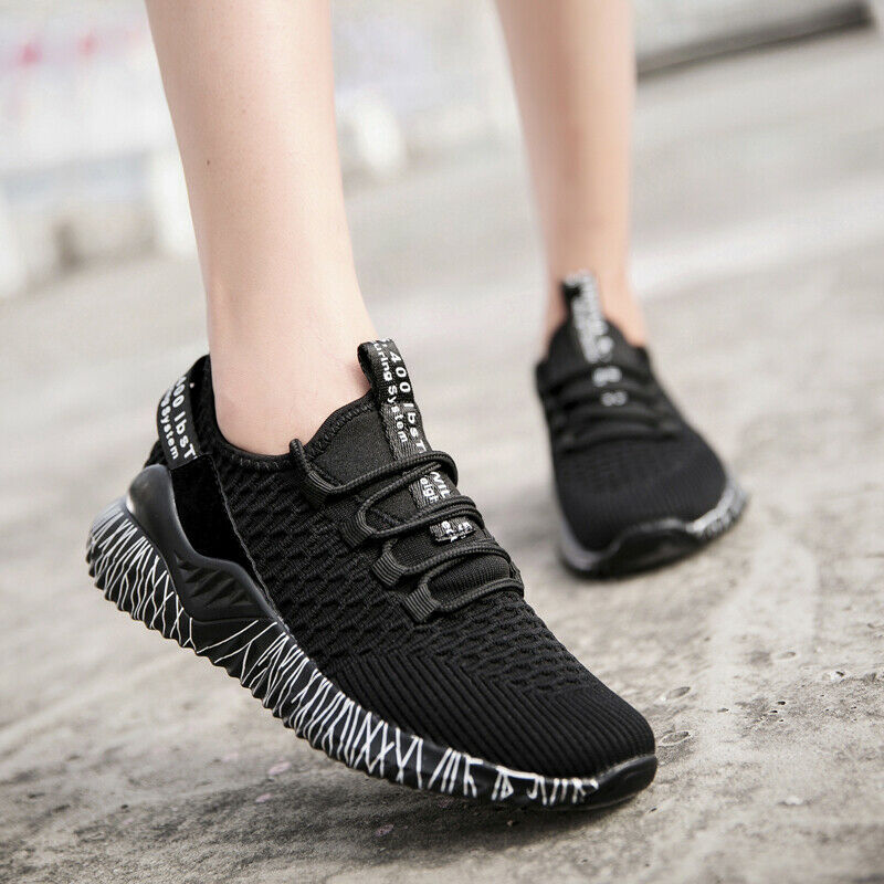 Women's Running Sport shoes Fashion Casual Walking Sneakers Breathable Plus Size