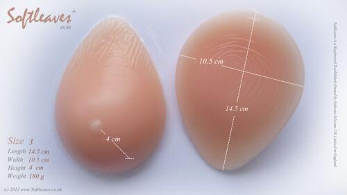 Softleaves o100 forme seno in silicone per seno allargamento della mammella esaltatori