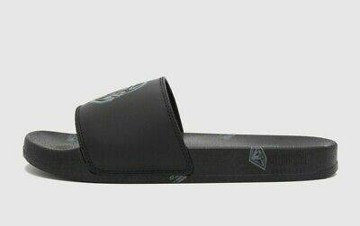 Billionaire Boys Club BB Spacewalker Black Slides in SZ US 8 11 12