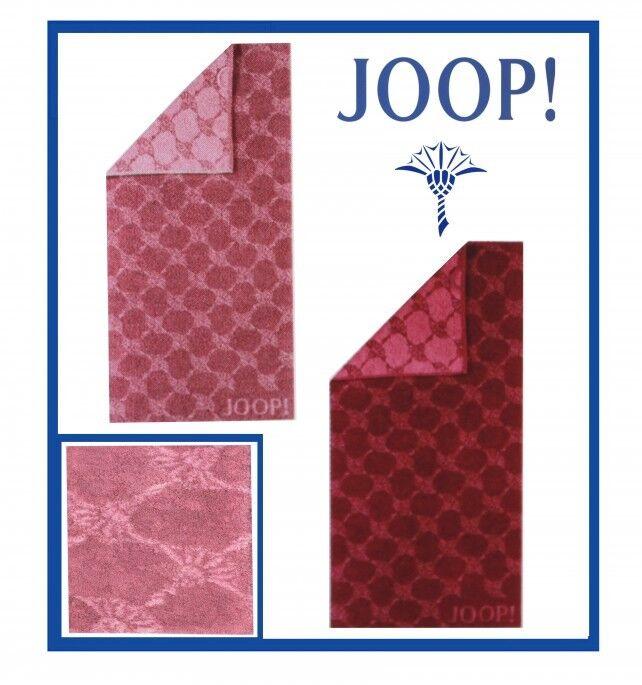 B_ JOOP  1611 CORNFLOWER HANDTUCH DUSCHTUCH SAUNATUCH GÄSTETUCH MAGNOLIE  CASSIS | Zu verkaufen