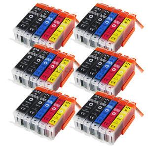 30x-XL-TINTE-PATRONEN-fuer-CANON-PIXMA-MG5750-MG5751-MG5752-MG5753-MG6850-MG7750