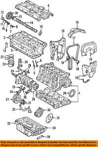 volvo oem 00 04 s40 engine timing camshaft cam gear 6900015 ebay rh ebay com 2005 Volvo S40 Engine Diagram 2003 Volvo S40 Engine Diagram