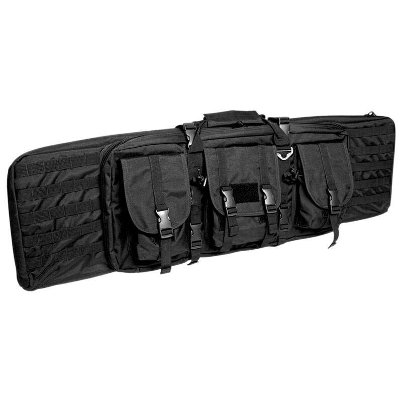 MILTEC maletín para rifles pistola Acolchado Táctica Molle aire suave tiro Caza