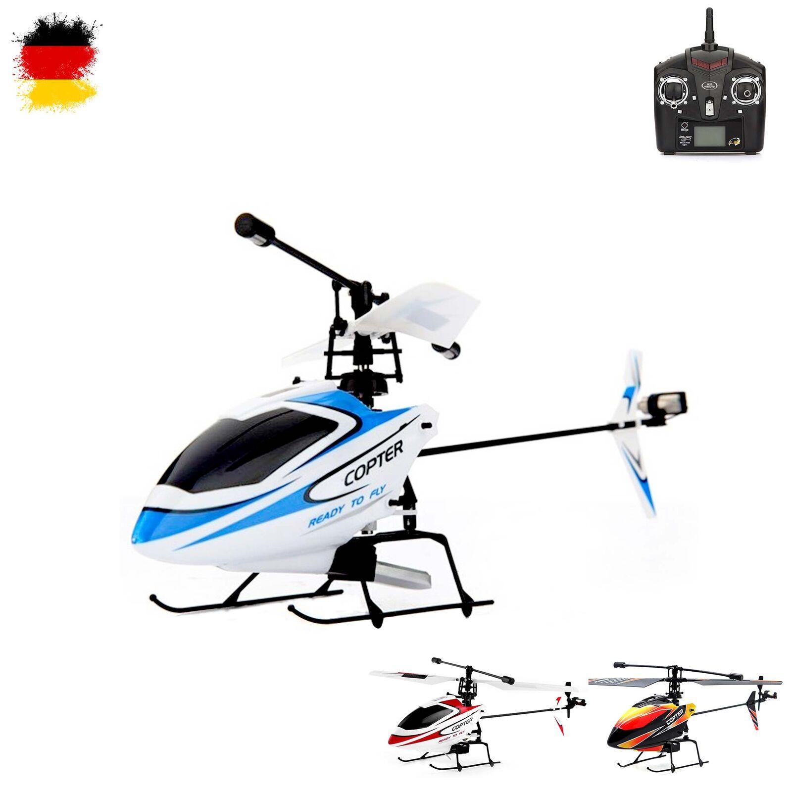 4.5 Kanal RC ferngesteuerter Modellbau-Hubschrauber Gyro-Modell Helikopter Neu