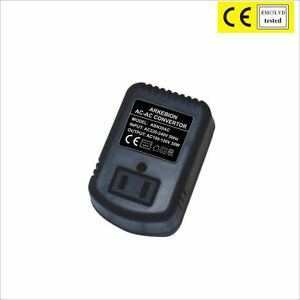 Transformateur-220V-FR-MALE-gt-110V-US-30W-Convertisseur-220-110V-Petit-amp-fiable