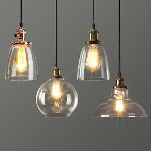 Modern-Vintage-Industrial-Retro-Loft-Glass-Ceiling-Lamp-Shade-Pendant-Light