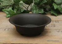 5 Footed Black Candle Pan