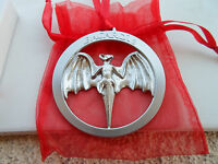 Bacardi Bat Ornament Christmas X-mas Decor, Must Have Very Rare Collectible 3