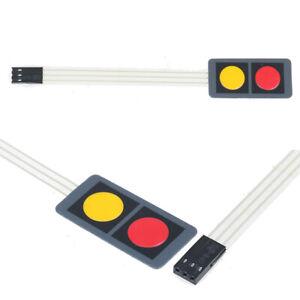 2-Keys-button-membrane-switch-matrix-array-1x2-keyboard-keypad-control-panelPTJ