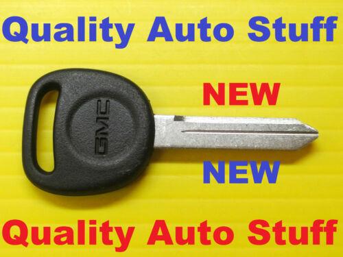 NEW OEM GMC Logo Chevrolet GM Truck Non-Transponder Key Blank P1113 B102 598009