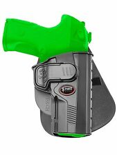 Fobus Level II Retention Polymer Paddle Holster For 9/40 Beretta PX4 Storm BRCH