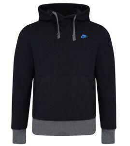 69e31248 Hoodie Pullover New Fleece Men's Jumper Hoody Hooded Jacket Nike Sweatshirt  wtOBS