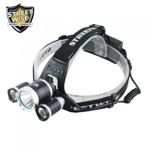 Cutting Edge swet 6 HL Streetwise Extreme T6 DEL Head Light