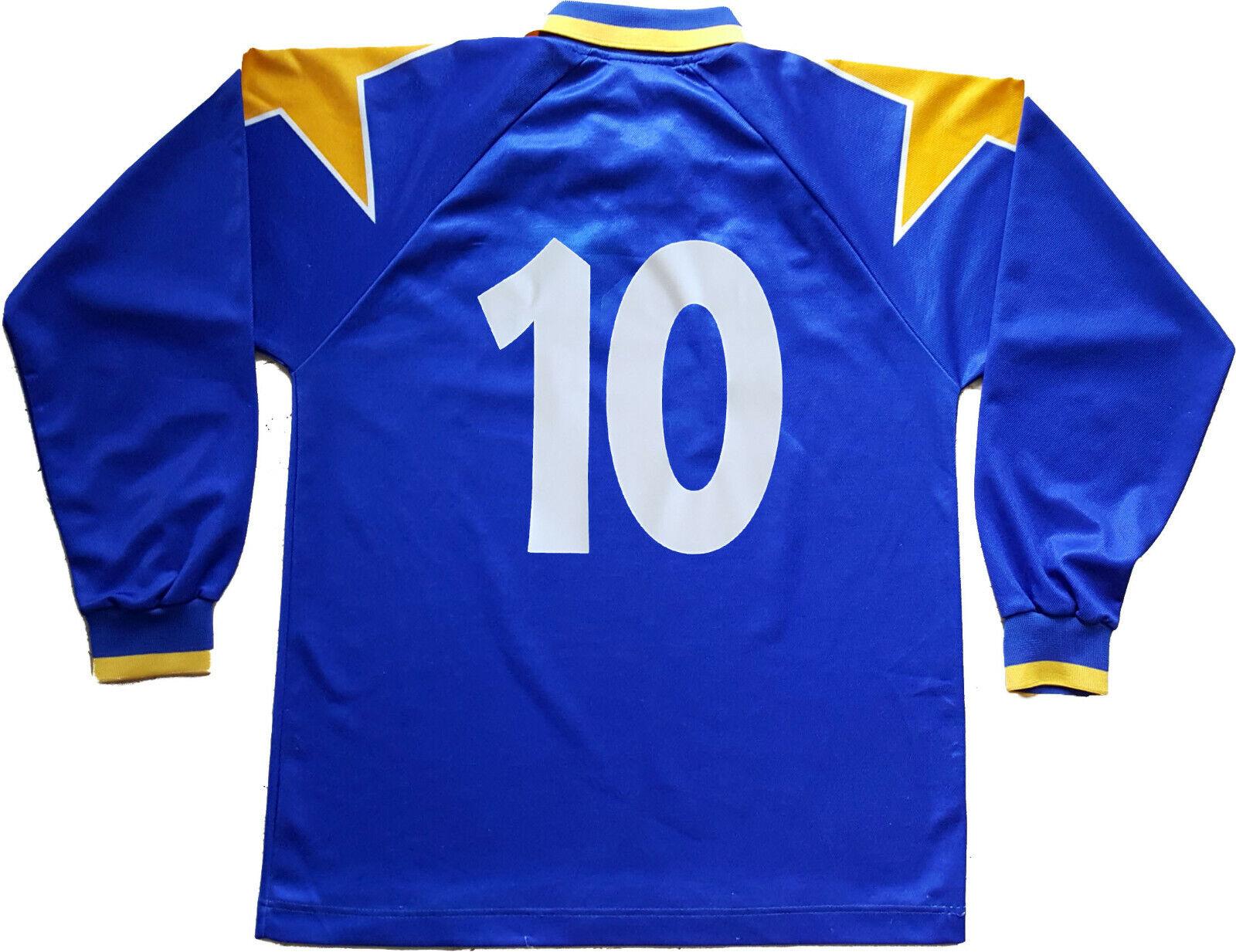 Maglia juventus Baggio Del Piero Kappa 1994-95 M Champions UCL  jersey vintage