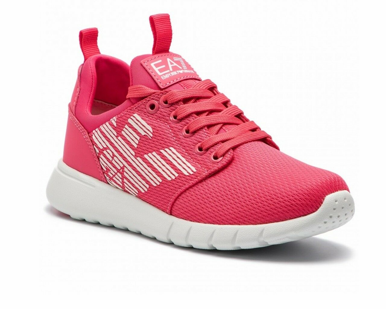 Emporio Armani X8X007 XCC02 EA7 Mesh Women's Trainers red Red Red Red Gym shoes 150d6e
