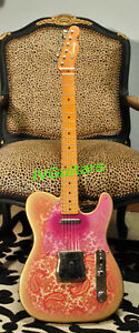 1969-Paisley-Tely-AGED-Classic-Paisley-Guitar-JVGuitars-Custom-Luthier-Blt-WoW