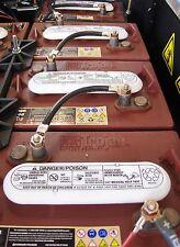 Fix, RESTORE, Repair Lead Acid GOLF CART BATTERY - Any Brand 6, 8, 12 Volt