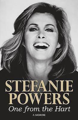Stefanie Powers: One From the Hart, Stefanie Powers, Very Good Book