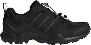 Details zu adidas Terrex Swift R2 GORE TEX Mens Walking Shoes Black Sports Trainers GTX