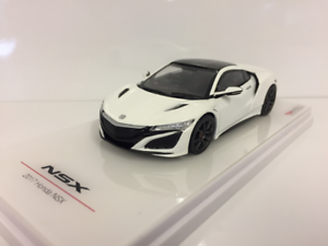 Honda-NSX-130R-White-with-Modulo-Wheel-1-43-Scale-TSM-430261