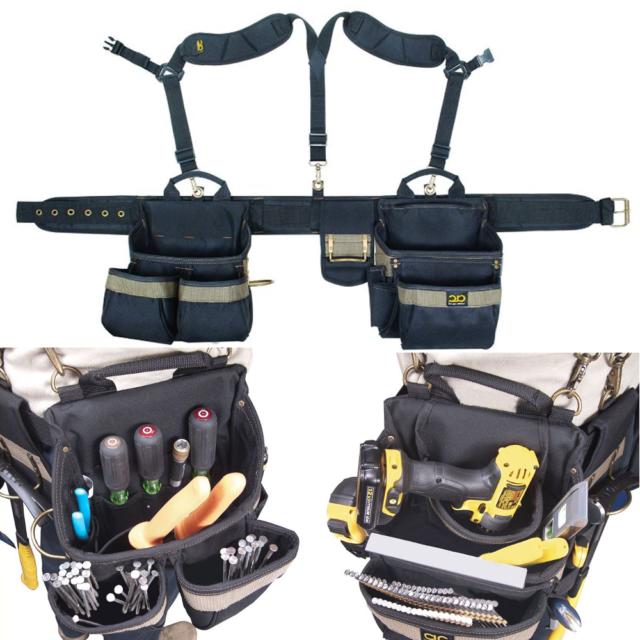 Bucket Boss Tool Belt Box Storage Organizer Tools Holder For 5 Gallon Bucket NEW