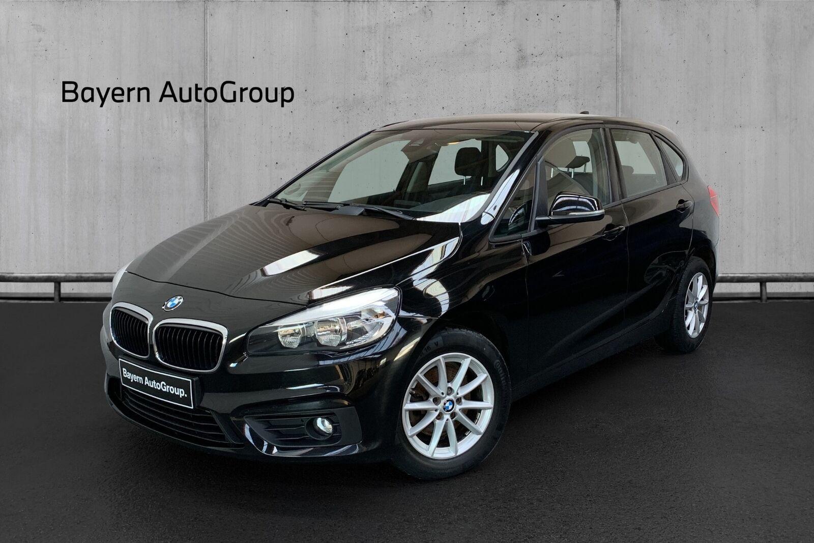 BMW 220d 2,0 Active Tourer Advantage aut. 5d - 269.900 kr.