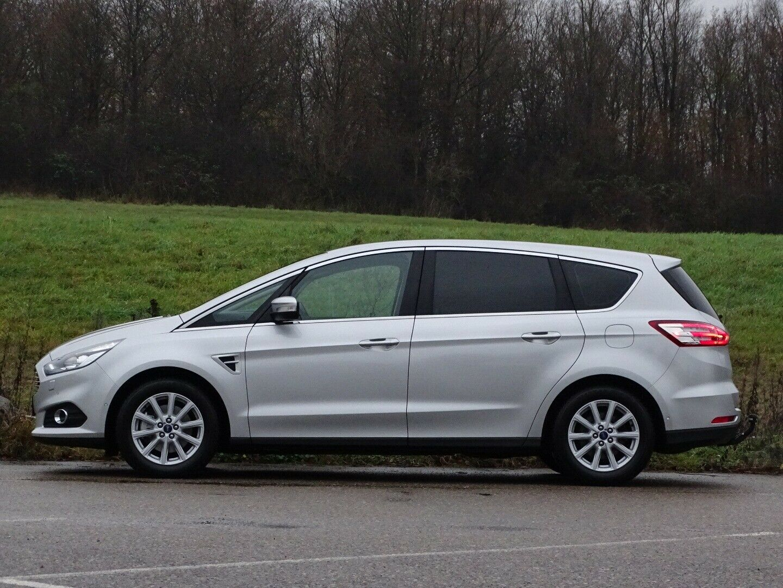 Ford S-MAX 2,0 TDCi 150 Titanium 7prs - billede 2