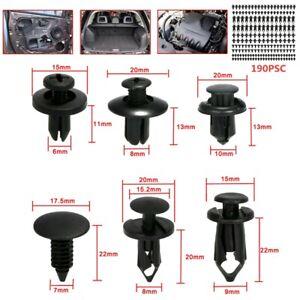 190Pcs-Auto-Fastener-PE-Fastener-Rivet-Car-Push-Pin-Rivet-Trim-Clips-Kit-6-sizes