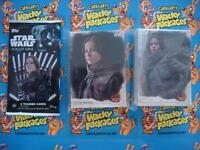 2016 Topps Star Wars Rogue One Series 1 Complete Set Of 90 Trading Cards Sale