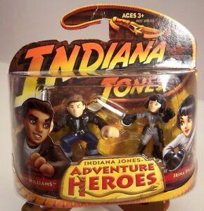 Indiana Jones Adventure Heroes Mutt Williams Crystal Skull