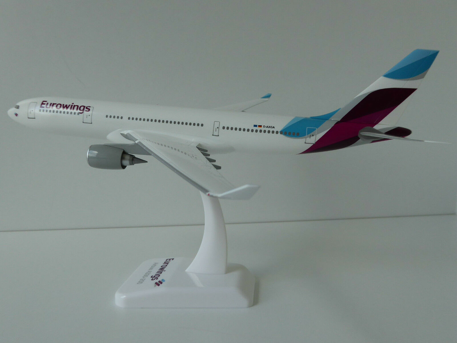 Eurowings Airbus a330-200 1 200 NEW COLOURS LIMOX Wings ew03 a330 A 330 D-axga